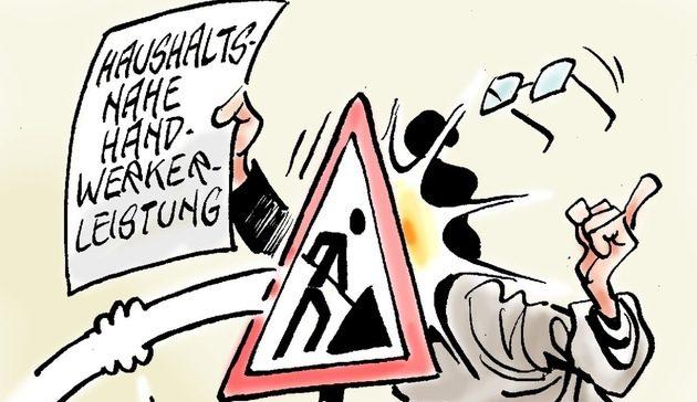 Streit um Straßenausbau