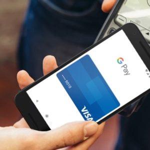 Visa Karteninhaber der Commerzbank und comdirect können ab sofort Google Pay nutzen.